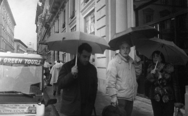 Umbrella + Lemon Juice031