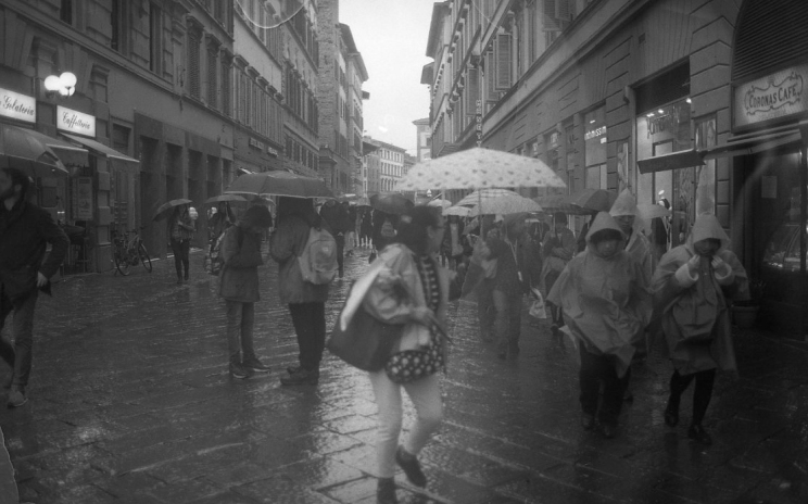 Umbrella + Lemon Juice037